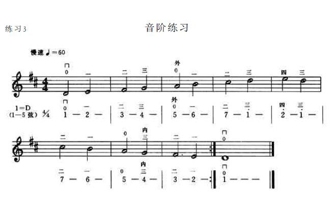 手卷钢琴五线谱教程之简谱与五线谱的区别
