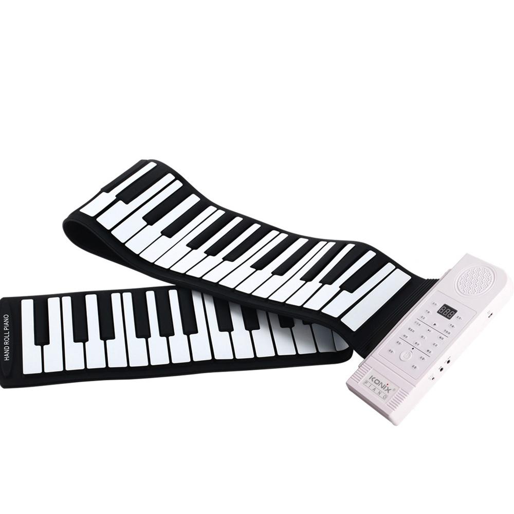 88键手卷钢琴PU88M