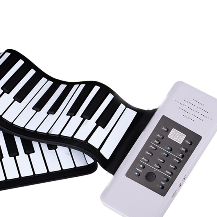 61键带外音手卷钢琴PC61