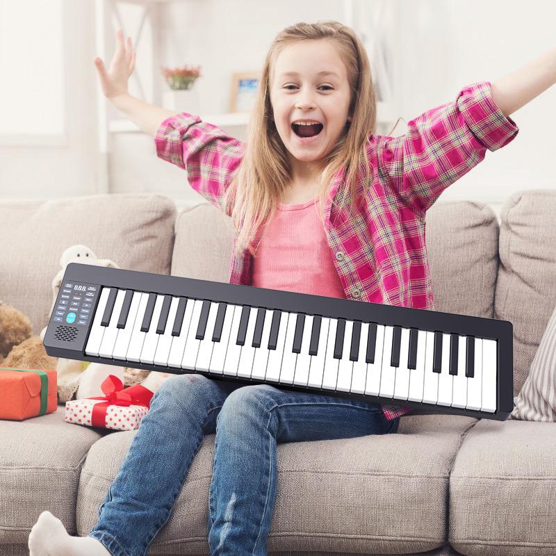 49键便携智能电钢琴 PJ49Z