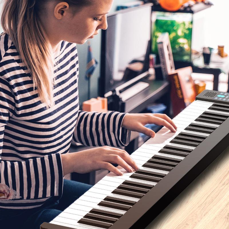 61键便携智能电钢琴 PJ61Z