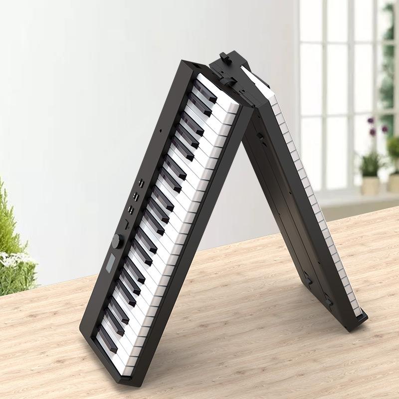 88键便携折叠电钢琴 PJ88C